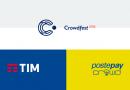Crowdfest 2016: partecipano anche TIM e PostepayCrowd
