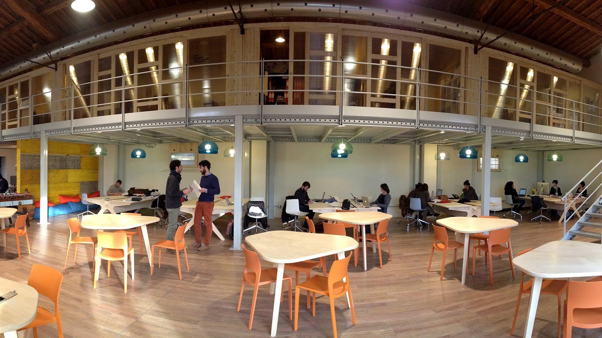 Impact Hub Firenze - per articolo Crowdarts