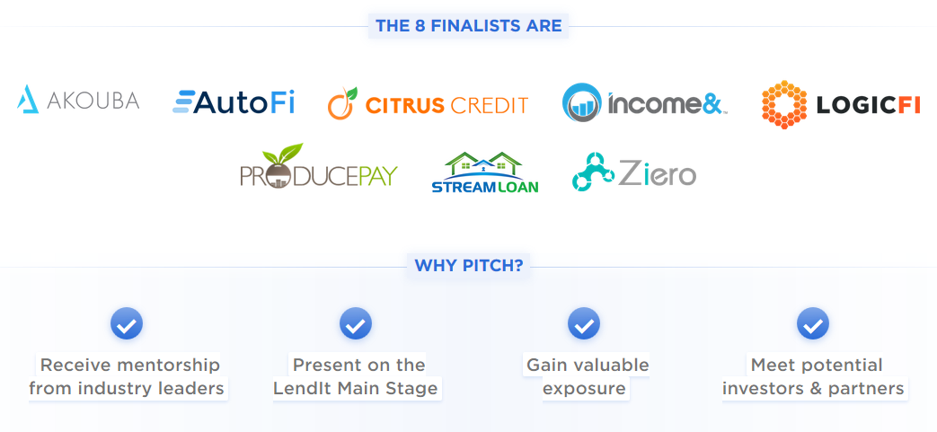PitchIt @ Lendit USA 2016