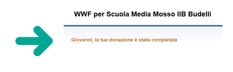 Isola di Budelli - donazione Giovanni Cicala