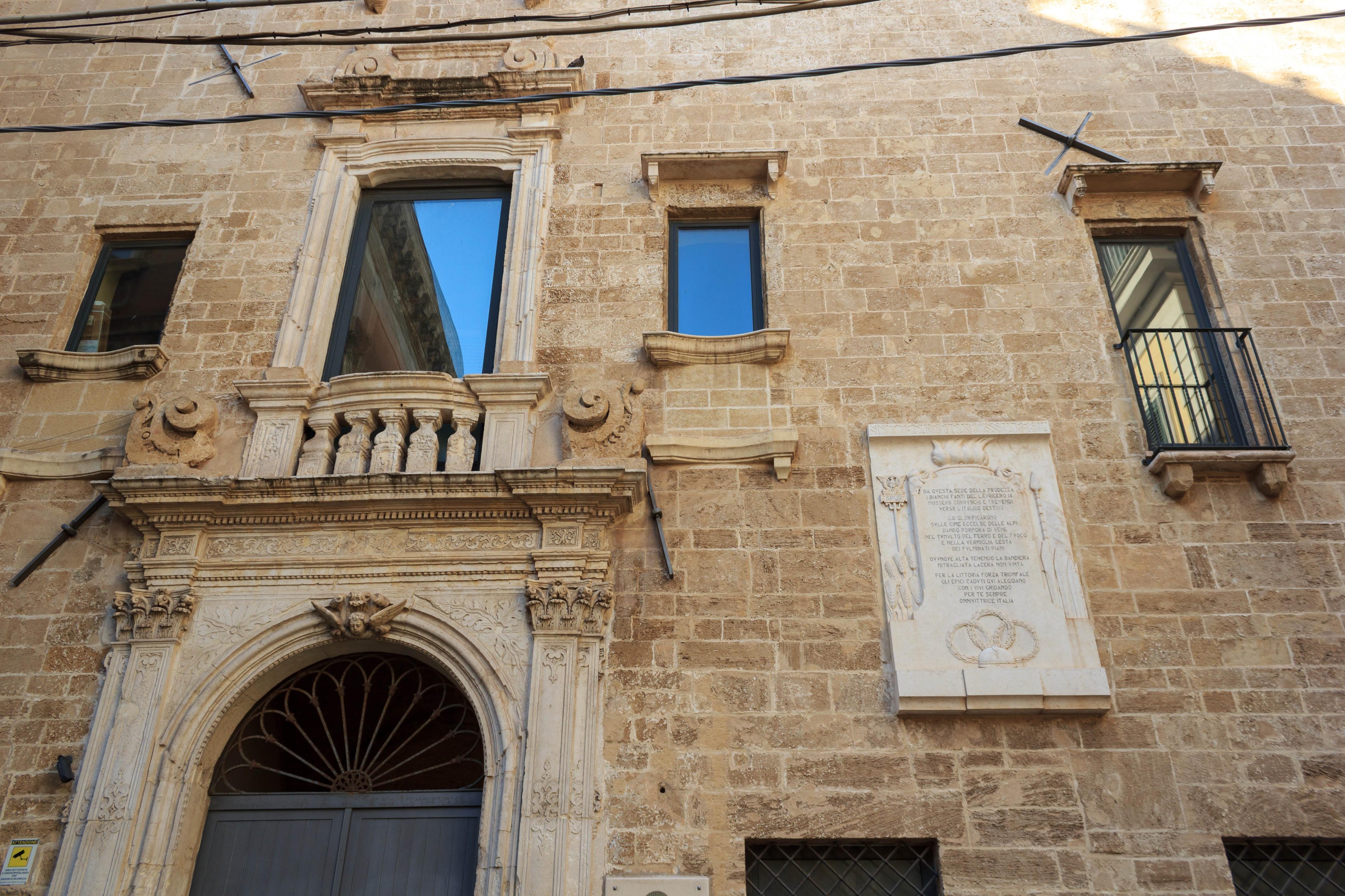 NEXTaranto Palazzo d'Aquino