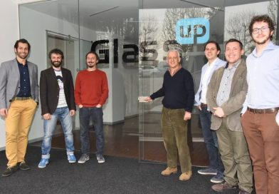 GlassUp, lo Smart Glass Italiano in equity su TipVentures