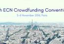 A novembre la 5a edizione della ECN Crowdfunding Convention