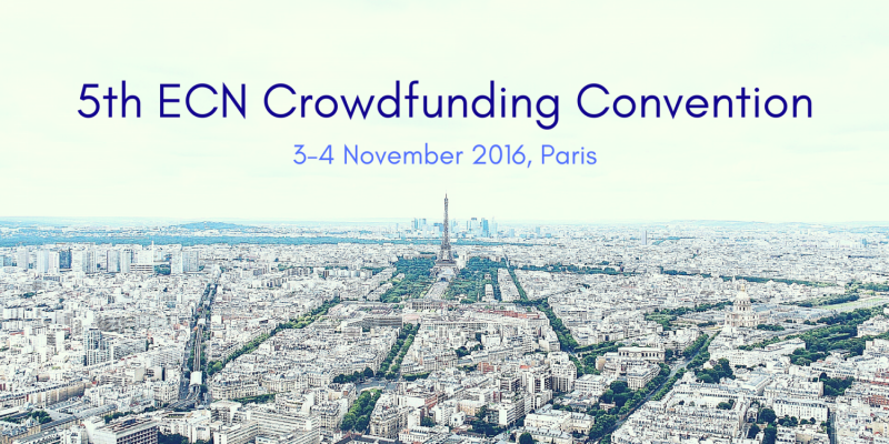 ECN Crowdfunding Convention