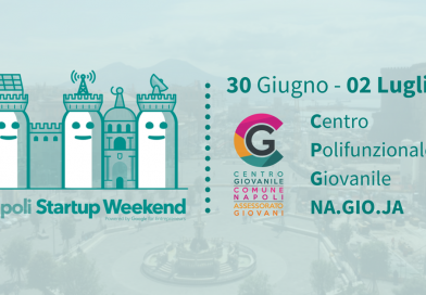 Tutto pronto per Napoli Startup Weekend SMARTCities