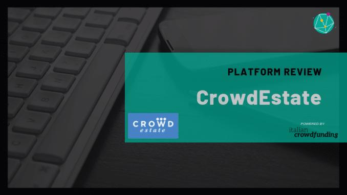 crowdestate recensione piattaforma