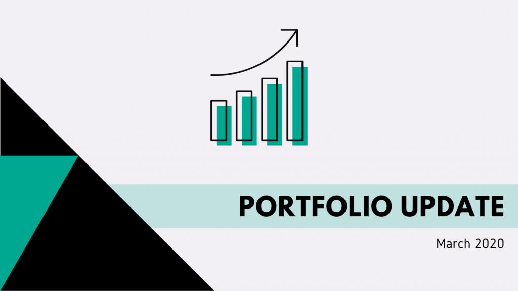 p2p portfolio update marzo 2020