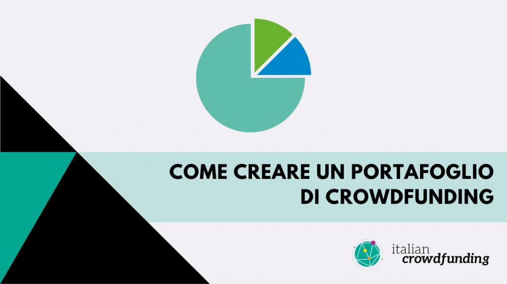 portafoglio crowdfunding