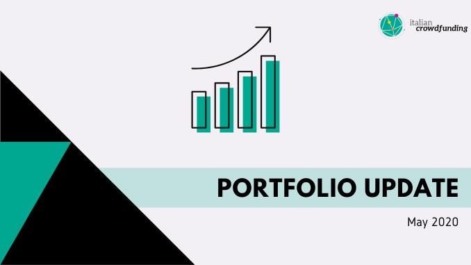 p2p lending portfolio maggio 2020
