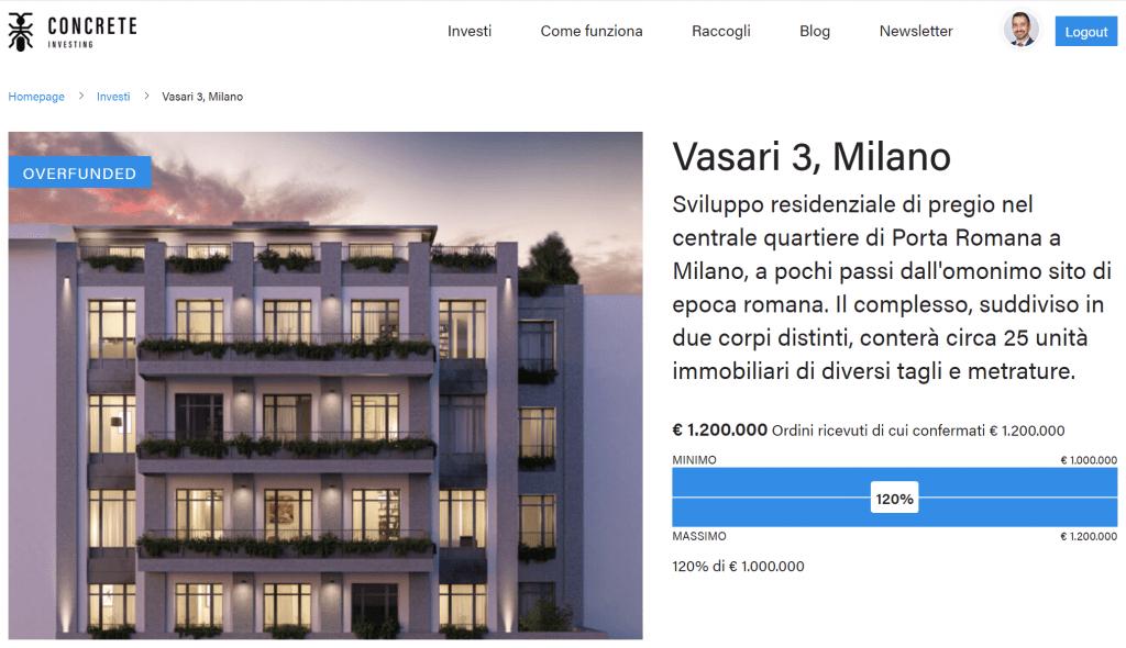 Varsari 3 Milano