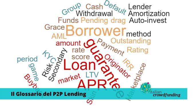 glossario p2p lending